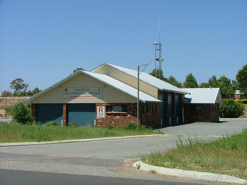 Baldivis BFB Fire Station<br /> Baldivis Fire Station in the City of Rockingham<br /> <br /> Photo January 2006