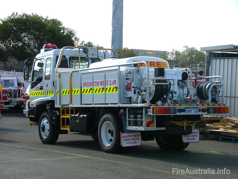 Brookton West BFB 2.4R Tanker