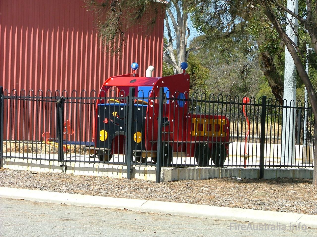 Bullsbrook BFB Fire Station<br /> Photo January 2006