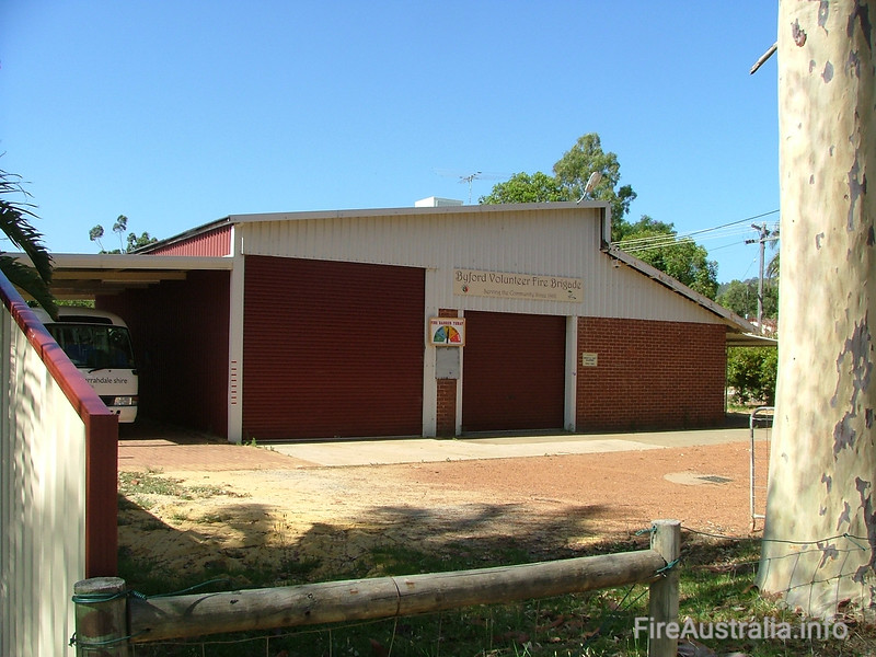 Byford BFB Fire Station<br /> Photo January 2006