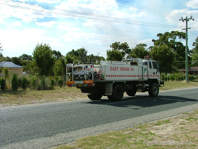 East Swan BFB 3.4 Tanker Photo January 2006