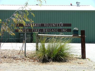 Jandakot BFB Fire Station Photo January 2006