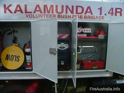 Kalamunda BFB 1.4R Tanker Photo May 2005