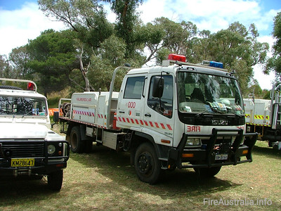 Kalamunda BFB 3.4R Tanker Photo October 2004