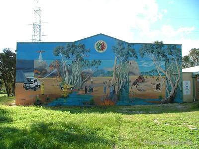 Mandogalup BFB Fire Station