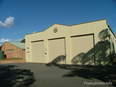 Mandogalup BFB Fire Station Photo August 2005