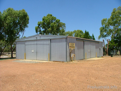 Oakford BFB Fire Station