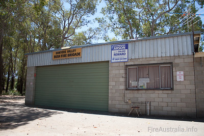 Sawyers Valley BFB Fire Station