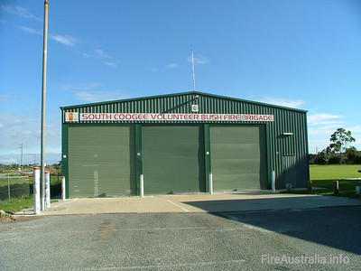 South Coogee BFB Fire Station Photo August 2005