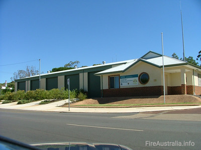 Toodyay Emergency Services Centre Photo February 2006