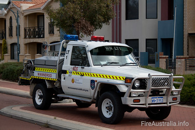 Wanneroo BFB Light Tanker 1