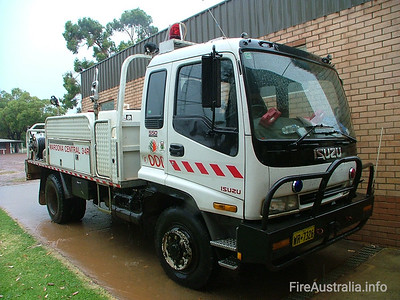 Waroona Central BFB 3.4R Tanker Photo January 2006