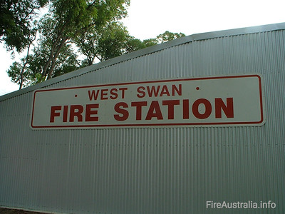 West Swan BFB Fire Station Photo April 2005