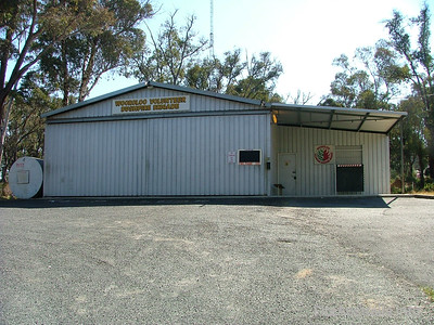 Wooroloo BFB Fire Station Photo October 2004