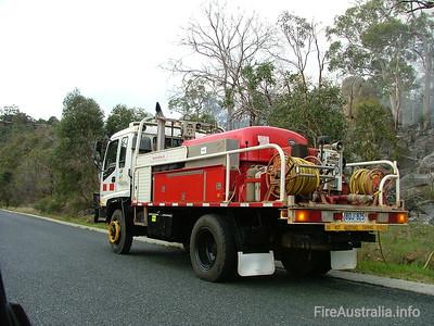 """CALM Fire """"Perth Hills 43"""""""