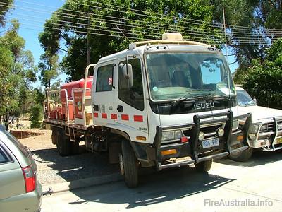 """CALM Fire """"Perth Hills 31"""""""