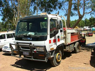 """CALM Fire """"Perth Hills 42"""""""