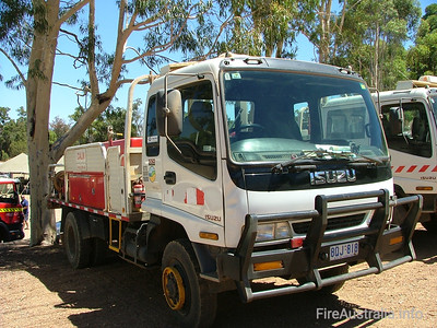 "CALM Fire ""Perth Hills 42"""