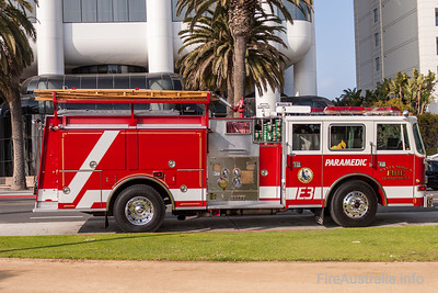 Santa Monica FD Engine 3