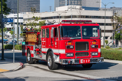 LAFD Engine 237