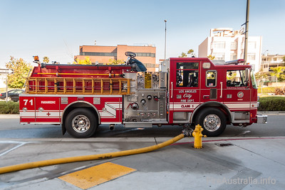 LAFD Engine 71