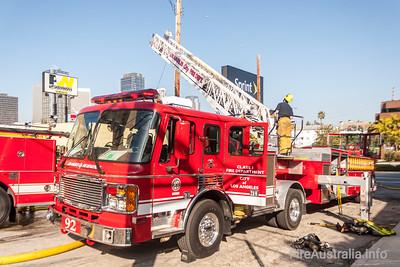 LAFD Truck 92