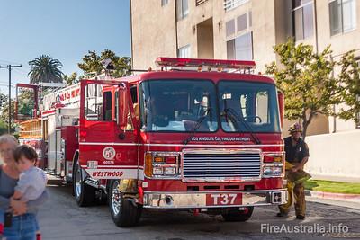 LAFD Truck 37