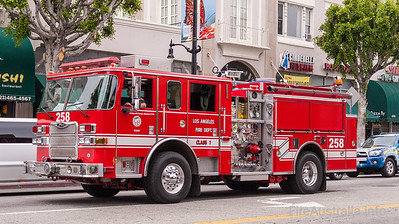 LAFD Engine 258