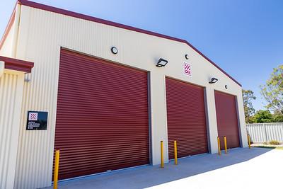 CFA Avoca Fire Station