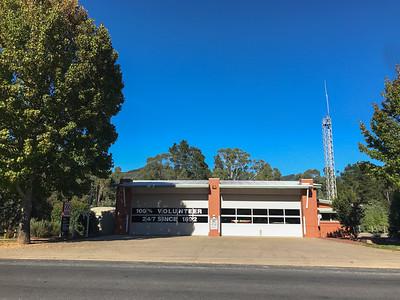 CFA Bright Fire Station