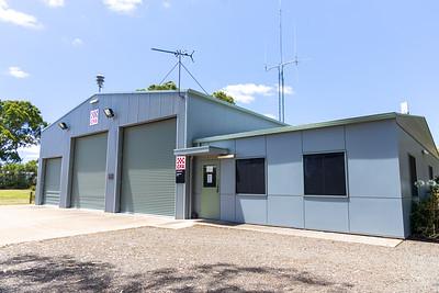 CFA Cavendish Fire Station