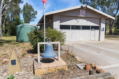CFA Chewton Fire Station