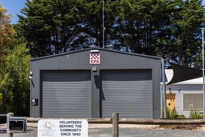 CFA Clarkefield Fire Station