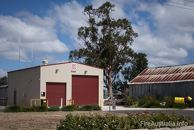 Cowwarr CFA Fire Station