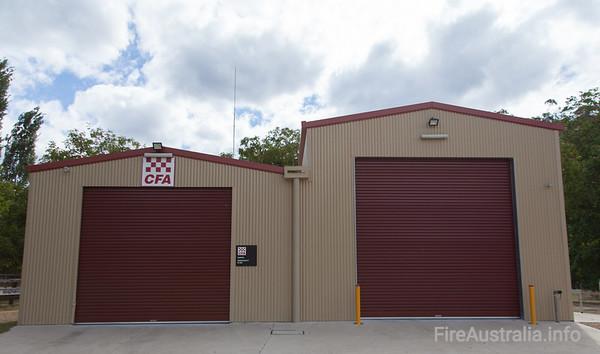 Dargo CFA Fire Station