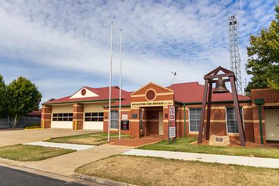 CFA Daylesford Fire Station