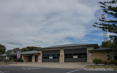 CFA Dromana Fire Station