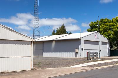 Dunkeld combined CFA SES Facility