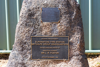 CFA Elphinstone Fire Station