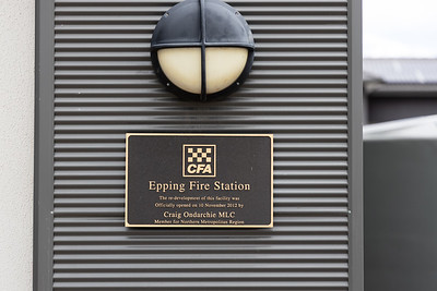 Epping CFA Fire Station