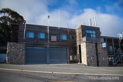 Falls Creek CFA Fire Station