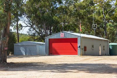 CFA Fryerstown Fire Station