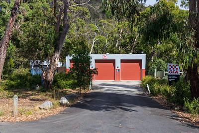 CFA Halls Gap Fire Station