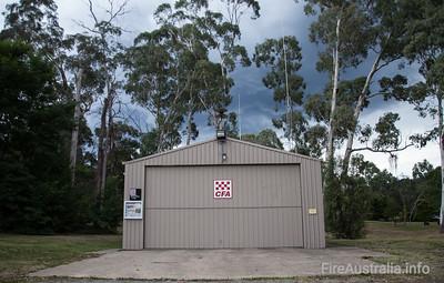 Harrietville CFA Fire Station