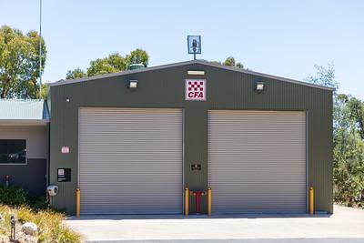 CFA Hepburn Fire Station