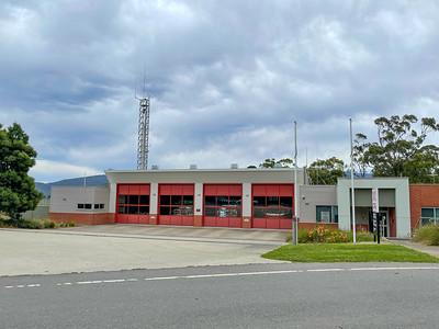 CFA Hillcrest Fire Station