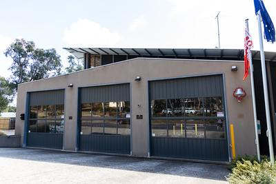 Hurstbridge CFA Fire Station