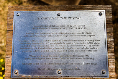 CFA Kyneton Fire Station