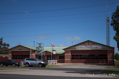 Maffra CFA Fire Station