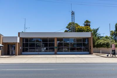 CFA Maryborough Fire Station